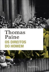Capa do livro Os direitos do homem, de Thomas Paine