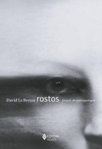 """Capa do livro """"Rostos - Ensaio de antropologia"""""""