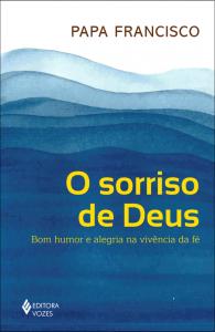 """Capa do livro """"O sorriso de Deus"""""""