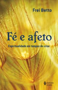 """Capa do livro """"Fé e afeto"""""""