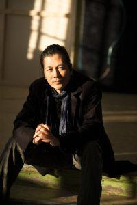 Foto do filósofo sul-coreano Byung-Chul Han