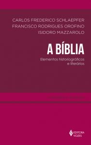"""Capa do livro """"A Bíblia"""""""