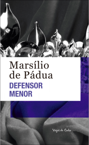 "Capa do livro ""Defensor menor"""