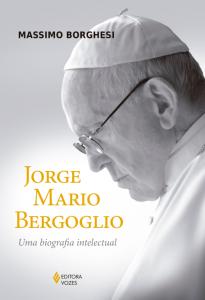 """Capa do livro """"Jorge Mario Bergoglio"""""""