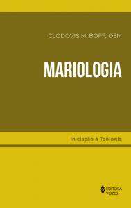 """Capa do livro """"Mariologia"""""""