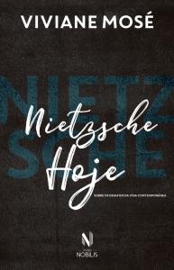 """Capa do livro """"Nietzsche hoje"""""""