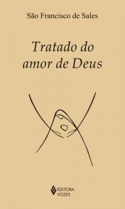 """Capa do livro """"Tratado do amor de Deus"""""""