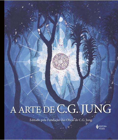 """Capa do livro """"A arte de C. G. Jung"""""""