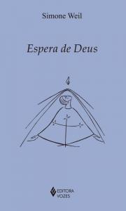 """Capa do livro """"Espera de Deus"""""""