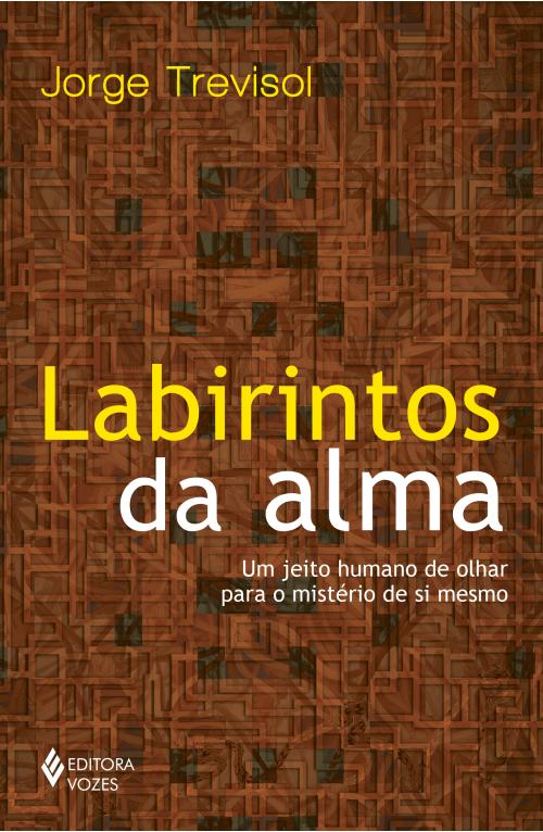"""Capa do livro """"Labirintos da alma"""""""