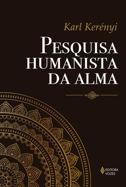 """Capa do livro """"Pesquisa humanista da alma"""""""