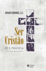 """Capa do livro """"Ser cristão"""""""