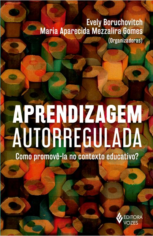 """Capa do livro """"Aprendizagem autorregulada"""""""