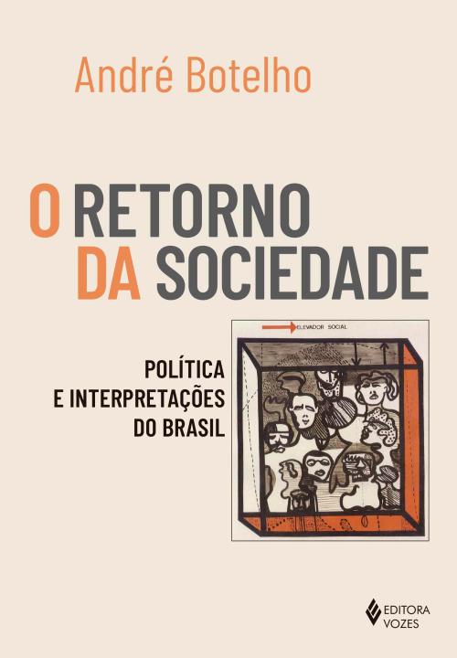 Capa do livro O retorno da sociedade