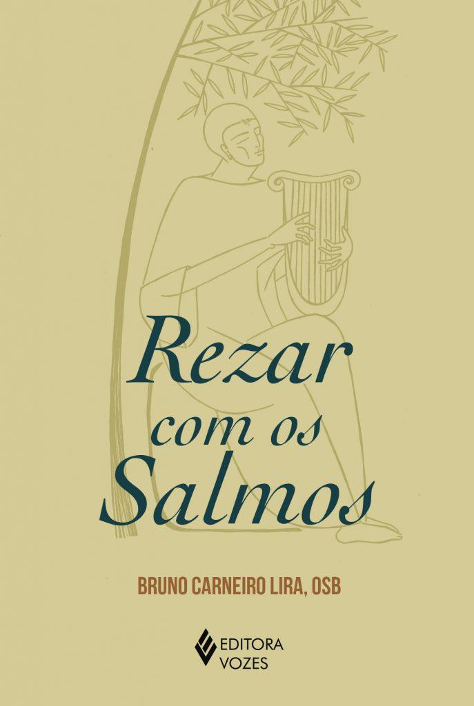Capa do livro - Rezar com Salmos